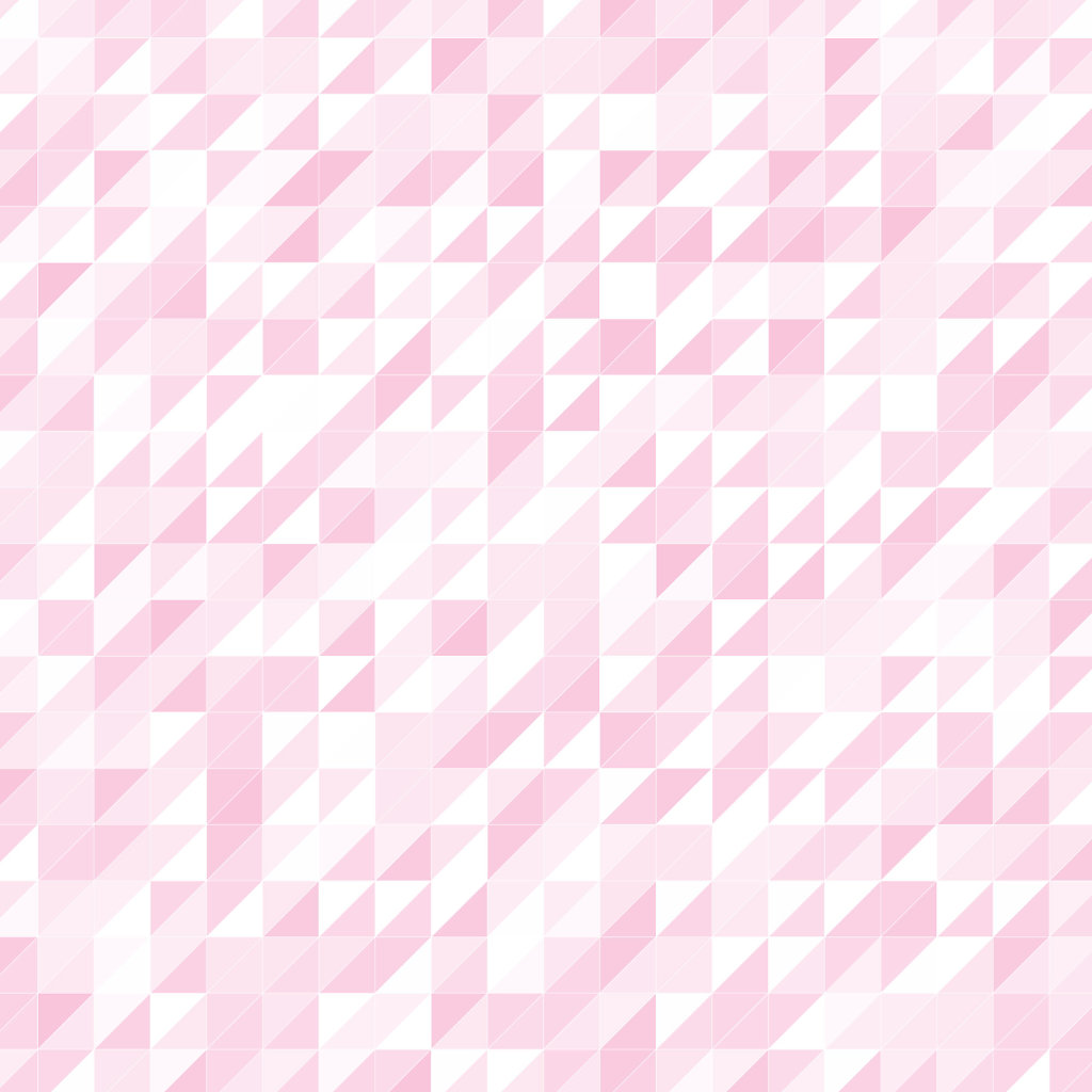 free pink triangle geometric pattern