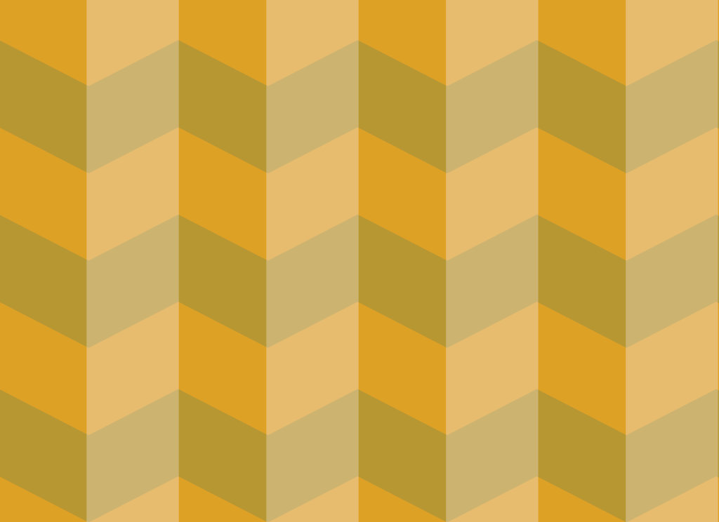 Mustard and Olive chevron pattern background