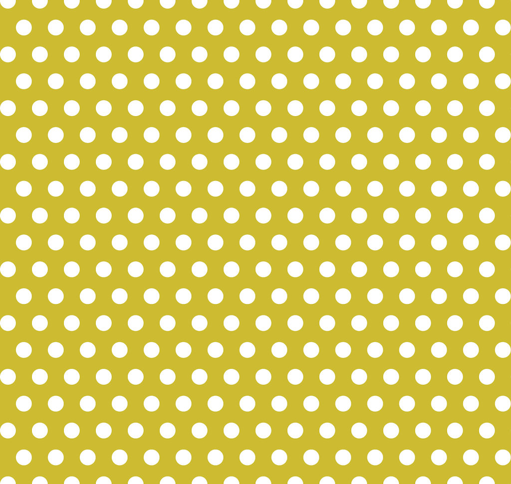 Gold with white polka dot background seamless picture