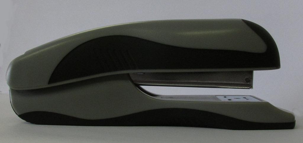 Image stock of sideways stapler