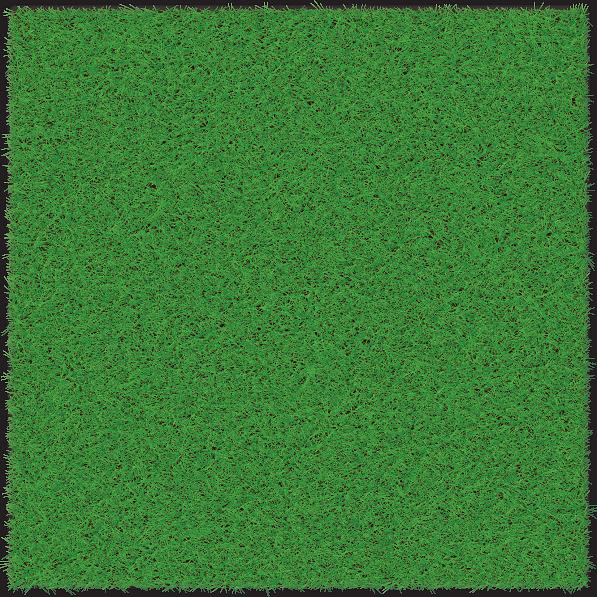 basic 2x2 grass square